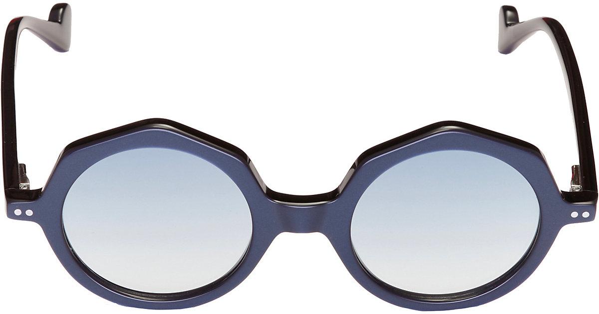 Sonnenbrille LOLA Sonnenbrillen dunkelblau Gr. one size