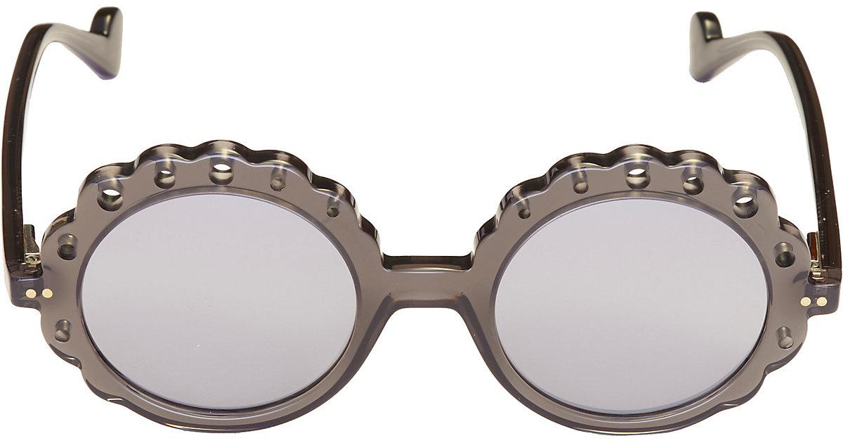 Sonnenbrille GLO Sonnenbrillen hellgrau Gr. one size