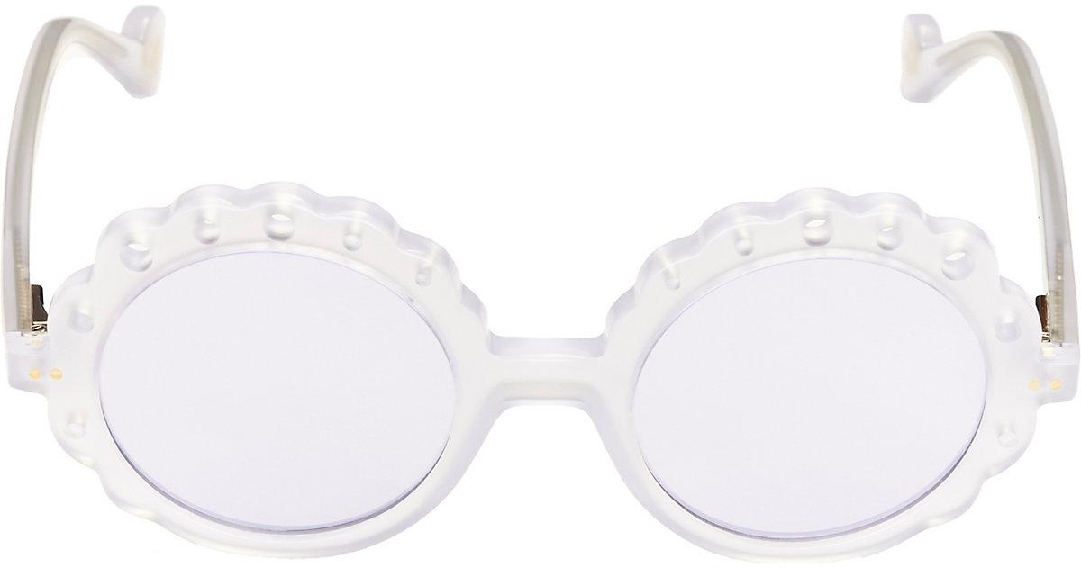 Sonnenbrille GLO Sonnenbrillen creme Gr. one size