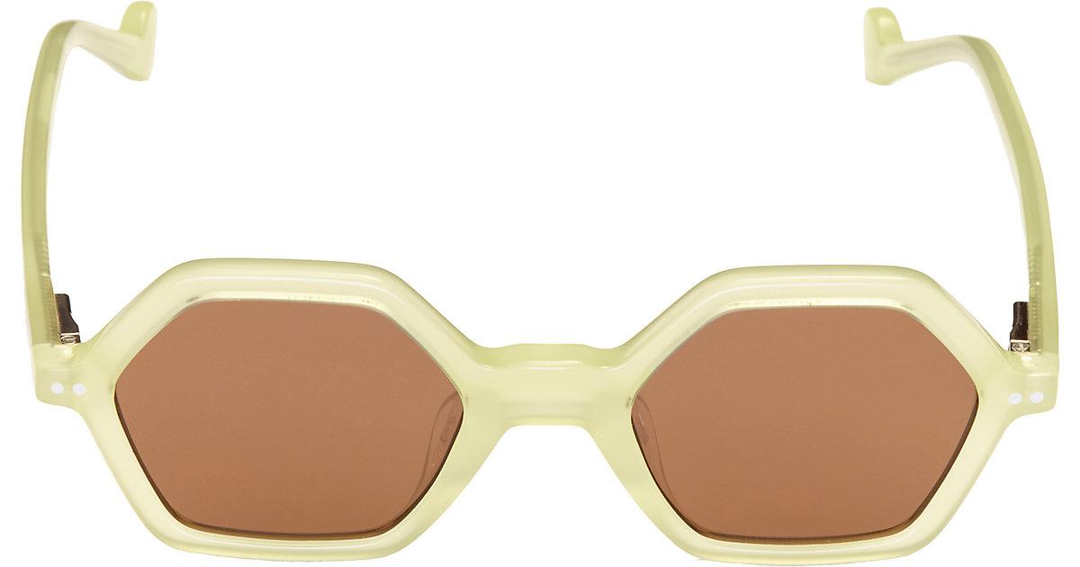 Sonnenbrille Exago Sonnenbrillen grün Gr. one size