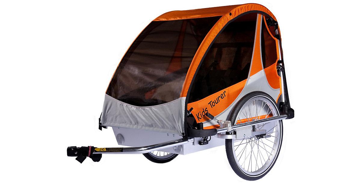 Kid's Touring · Fahrradanhänger Kid´s Tourer L2, orange/silber
