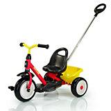 "Трёхколёсный велосипед Kettler ""Starttrike"", красно-жёлтый"