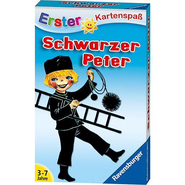 Erster Kartenspaß Schwarzer Peter - Kaminkehrer, Ravensburger