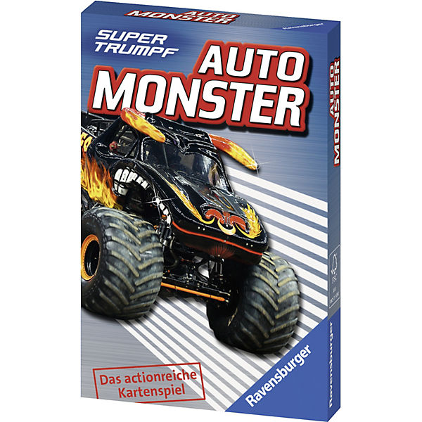 Supertrumpf: Auto Monster
