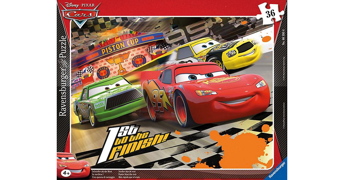 Disney Cars: Schneller als der Rest - 36 Rahmen...