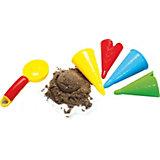 Набор Gowi «Ложка и рожки для мороженого»