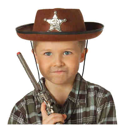 Cowboyhut Braun Rubie S Mytoys