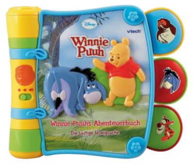 VTech - Winnie Puuh Abenteuerbuch