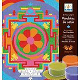 DJECO Песочные картинки - Тибетские мандалы