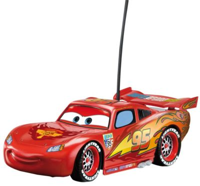 Remote Control Toy Cars Dickie Toys DICKIE RC Cars 2 Lightning McQueen 27/40 MHz