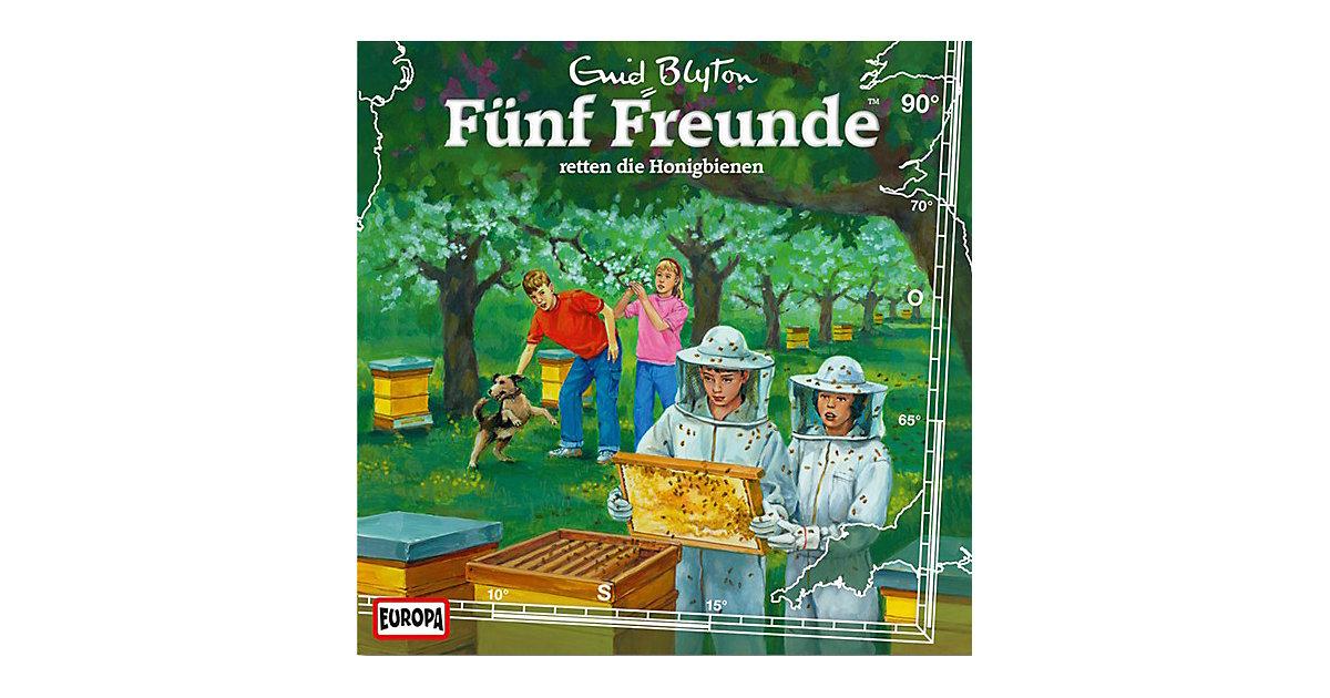 CD Fünf Freunde 90 - retten die Honigbienen