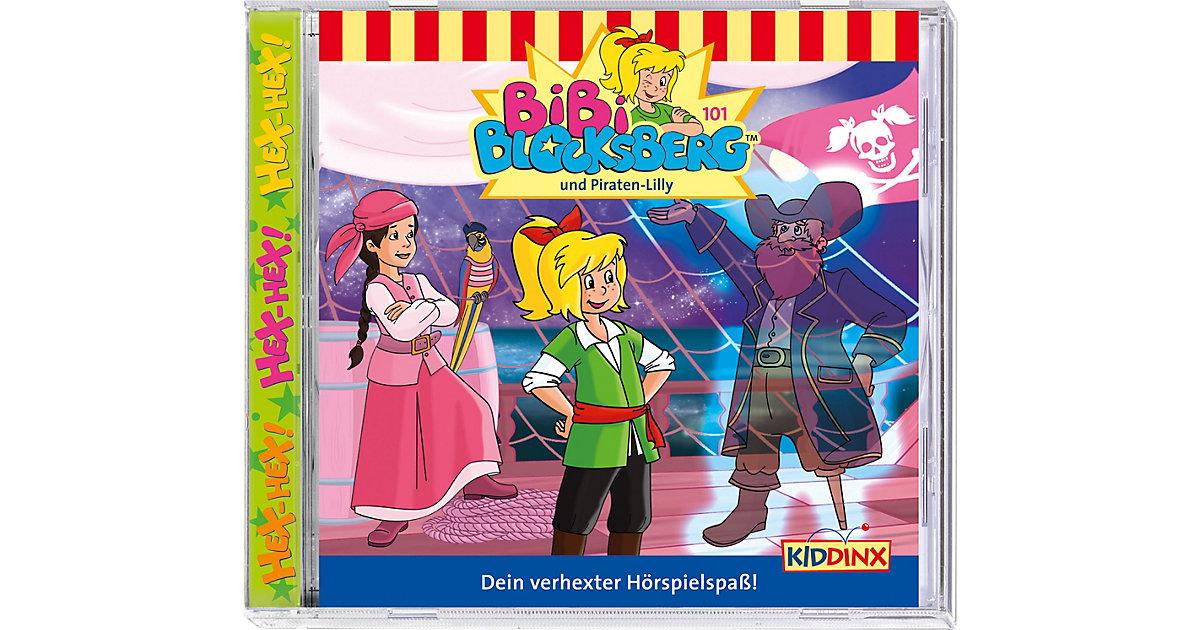 CD Bibi Blocksberg 101 - Piraten-Lilly