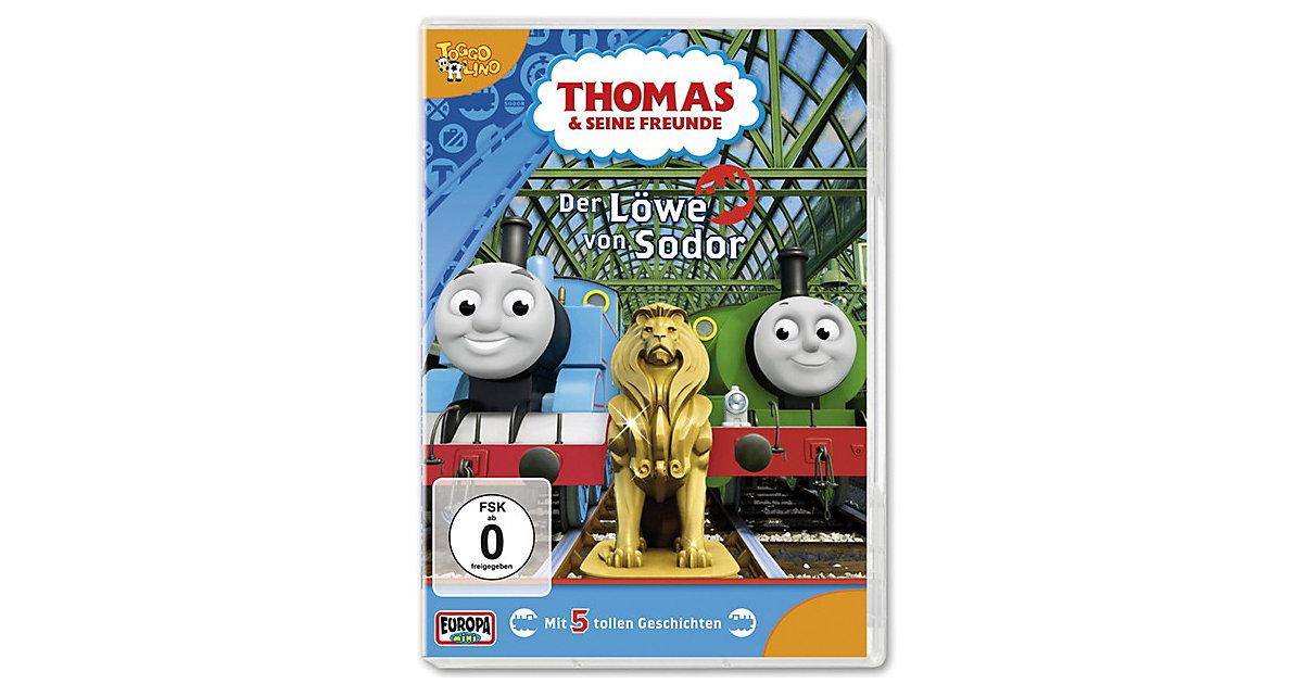 DVD Thomas und seine Freunde 24 Der Löwe von Sodor