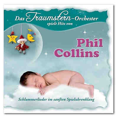 CD Traumstern-Orchester- Phil Collins