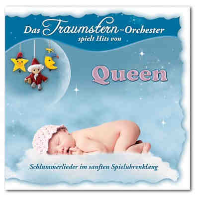 CD Traumstern-Orchester - Queen