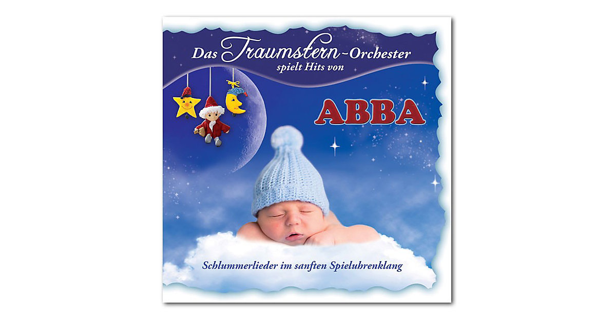 CD Traumstern-Orchester - ABBA