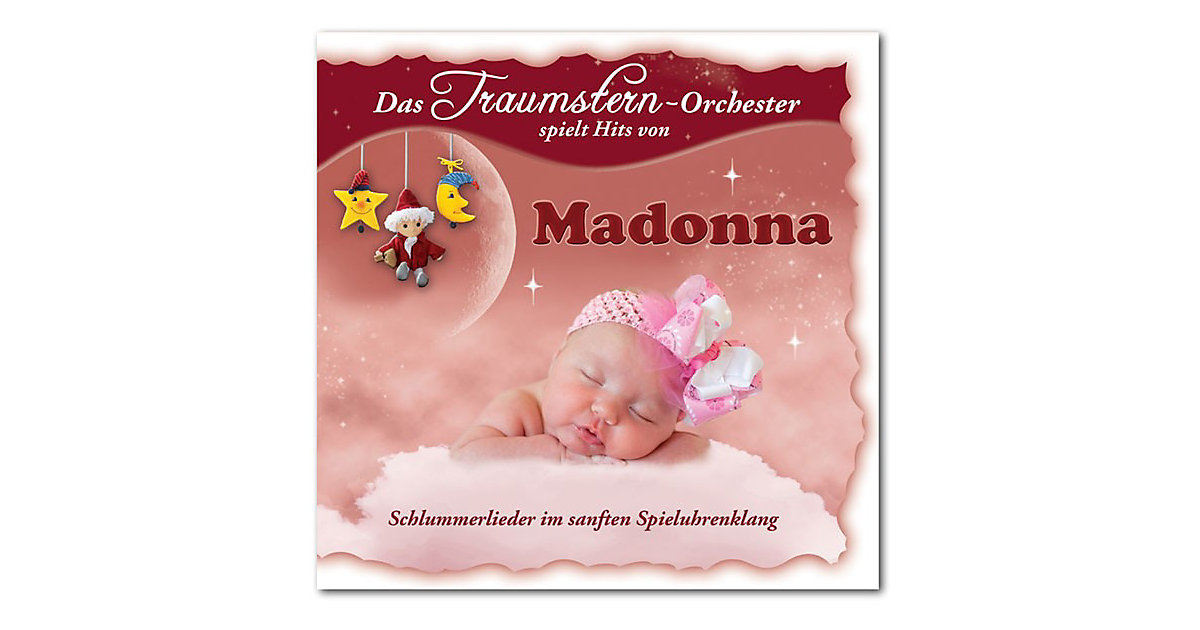 CD Traumstern-Orchester - Madonna