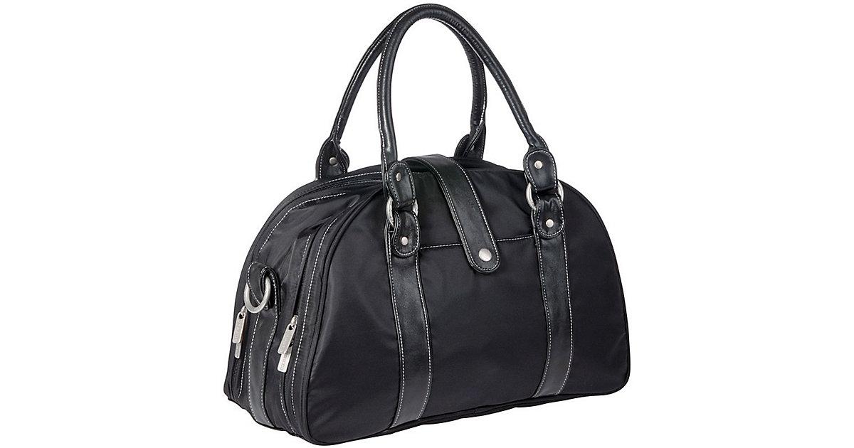 Wickeltasche Glam Shoulder Bag, Black