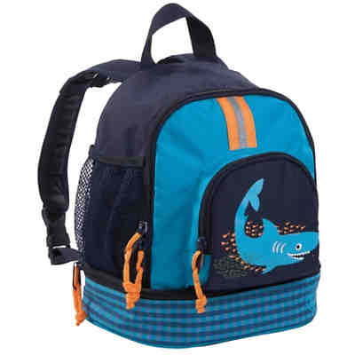 Kindergarten Rucksack 4kids, Mini Backpack, Shark
