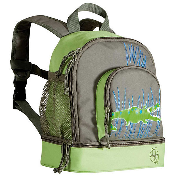 Kindergarten Rucksack 4kids, Mini Backpack, Crocodile