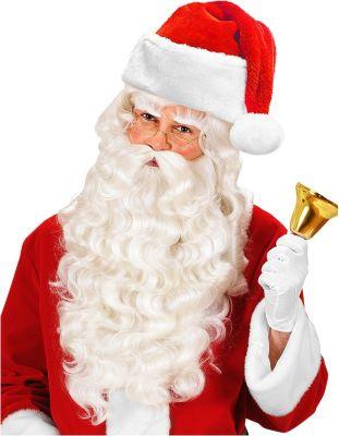 Weihnachtsmannmütze Kostümzubehör
