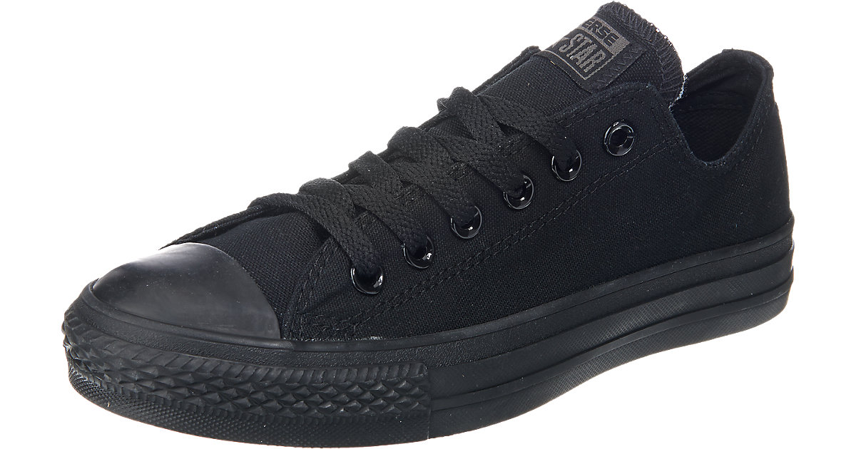Chuck Taylor All Star Sneakers Low schwarz Gr. 37