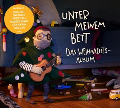 CD Unter meinem Bett: Das Weihnachtsalbum Hörbuch