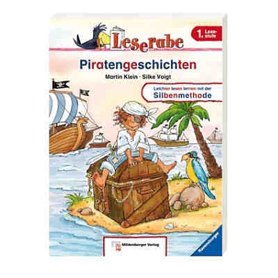 Leserabe: Piratengeschichten