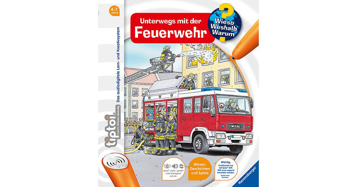 Ravensburger · tiptoi®: WWW Unterwegs mit der Feuerwehr