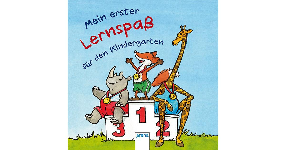 Mein Bücherbär-Malblock - Mein erster Lernspaß ...
