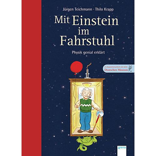 Arena Verlag Mit Einstein im Fahrstuhl - broschei