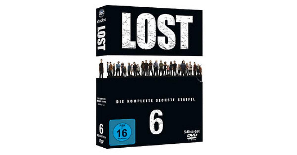 DVD Lost - Season 6