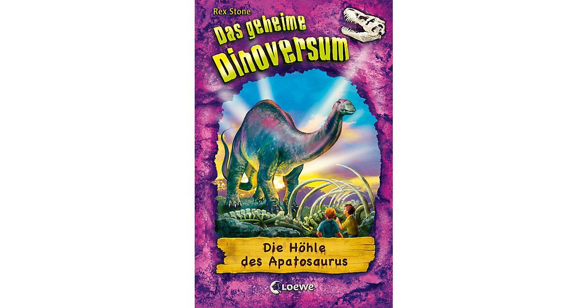 Das geheime Dinoversum: Die Höhle des Apatosaurus