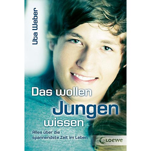 Loewe Verlag Das wollen Jungen wissen jetztbilligerkaufen