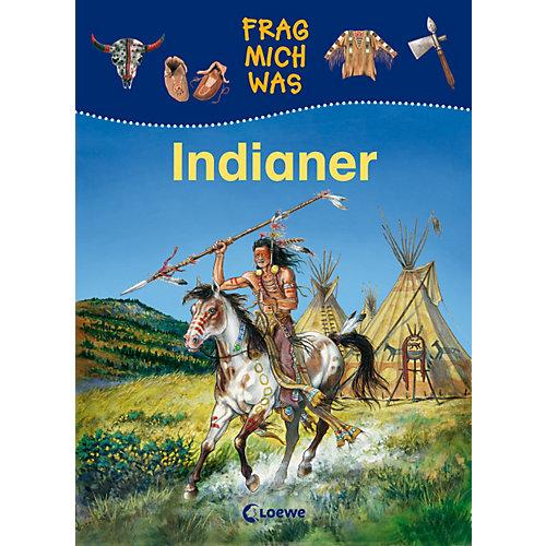 Loewe Verlag Frag mich was: Indianer jetztbilligerkaufen