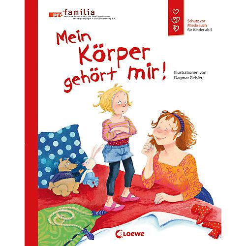 Loewe Verlag Mein Körper gehört mir! - broschei