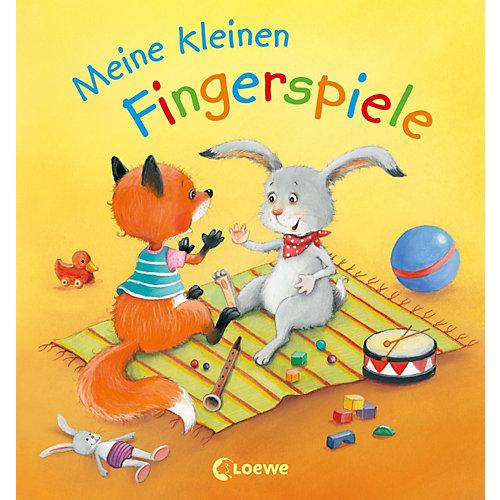 Loewe Verlag Meine kleinen Fingerspiele - broschei