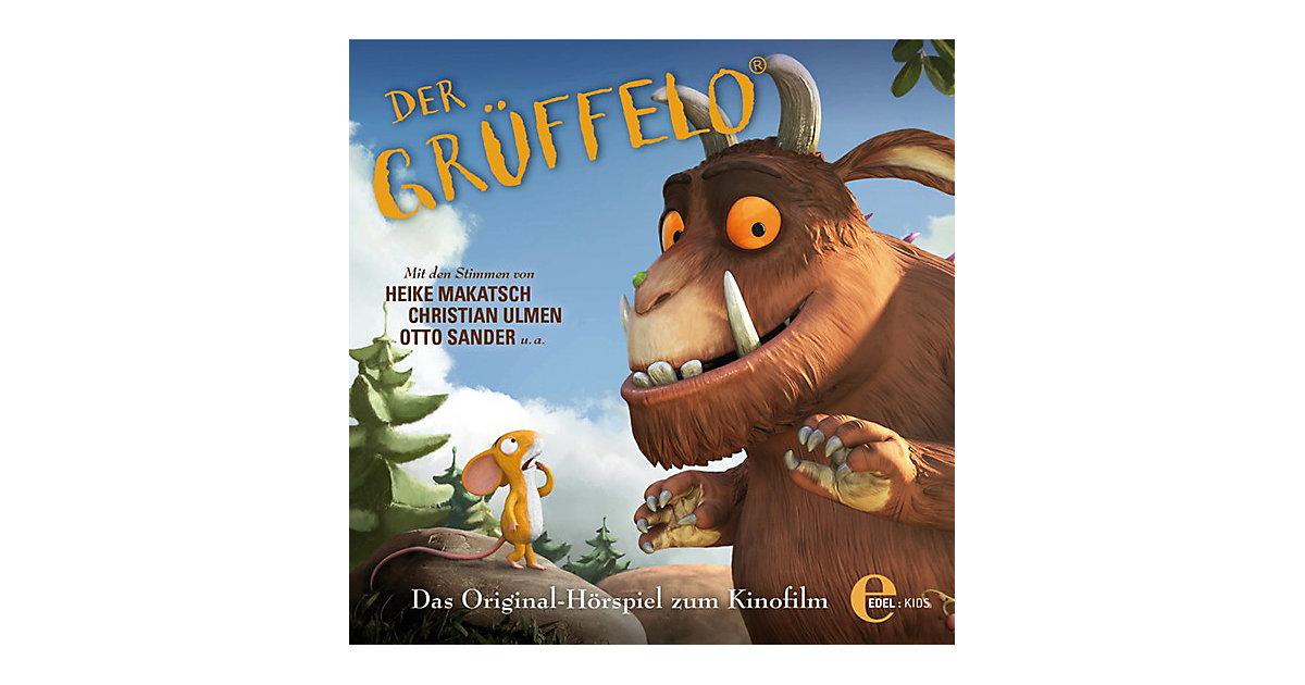 CD Der Grüffelo Original- Hörspiel zum Kinofilm Hörbuch