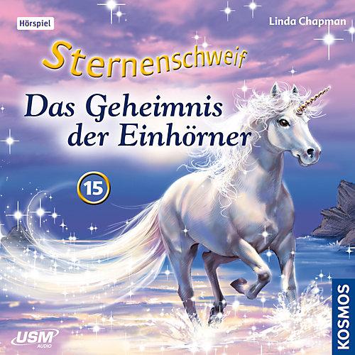 CD Sternenschweif 15 - Das Geheimnis der Einhörner jetztbilligerkaufen