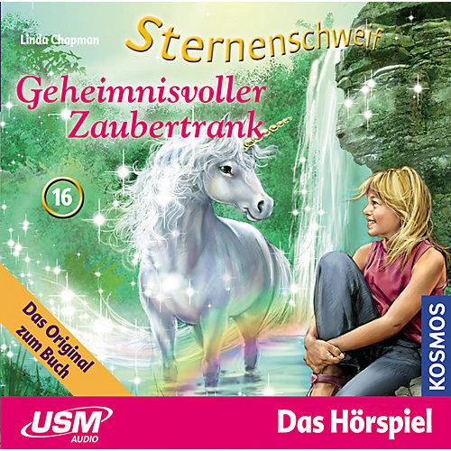 CD Sternenschweif 16 - Geheimnisvoller Zaubertrank jetztbilligerkaufen
