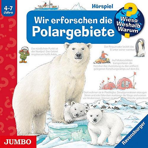 JUMBO Verlag CD Wieso? Weshalb? Warum? - Wir erforschen die Polargebiete - broschei