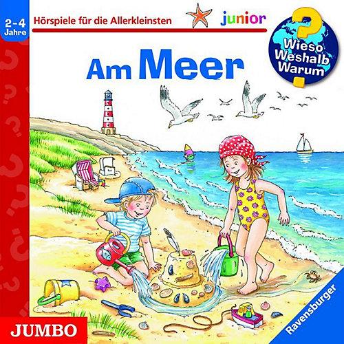 JUMBO Verlag CD Wieso? Weshalb? Warum? Junior - Am Meer - broschei