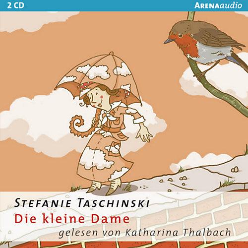 Arena Verlag Die kleine Dame, 2 Audio-CDs - broschei