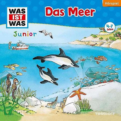 Universal CD Was ist Junior 17 - Das Meer - broschei
