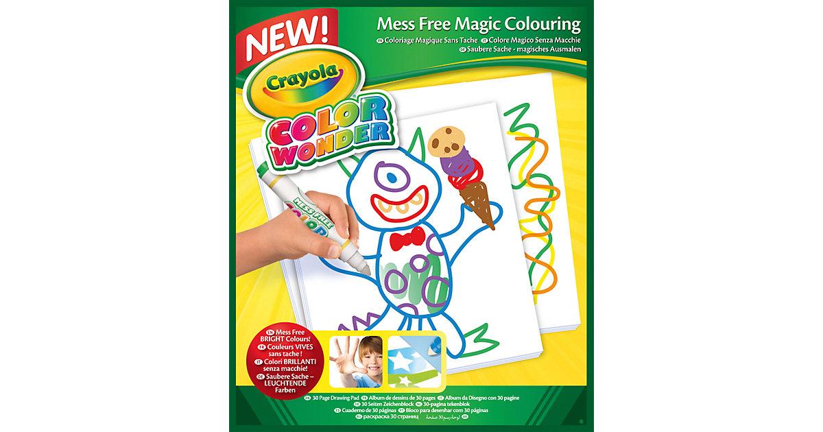 Color Wonder Papier Nachfüllpack Malblock