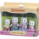 """Набор """"Семья персидских котов"""" Sylvanian Families"""