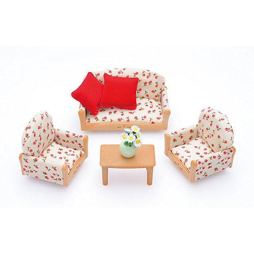 """Набор """"Мягкая мебель для гостиной"""" Sylvanian Families от Эпоха Чудес"""