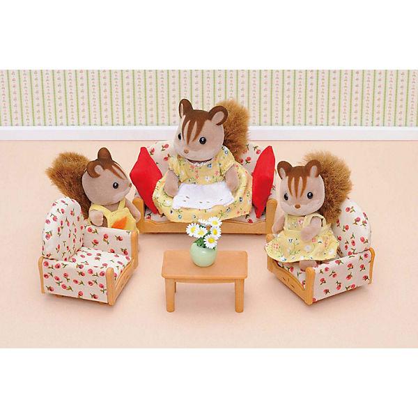 """Набор """"Мягкая мебель для гостиной"""" Sylvanian Families"""