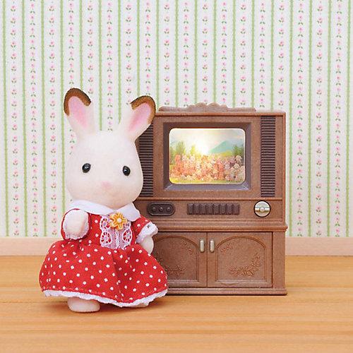 """Набор """"Цветной телевизор"""" Sylvanian Families от Эпоха Чудес"""