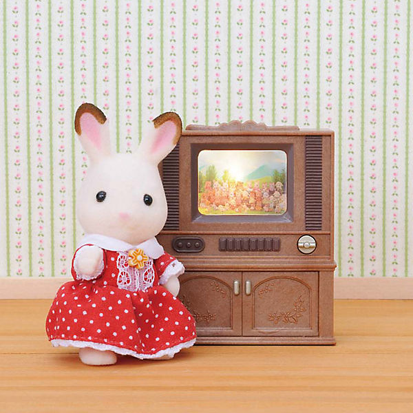 """Набор """"Цветной телевизор"""" Sylvanian Families"""